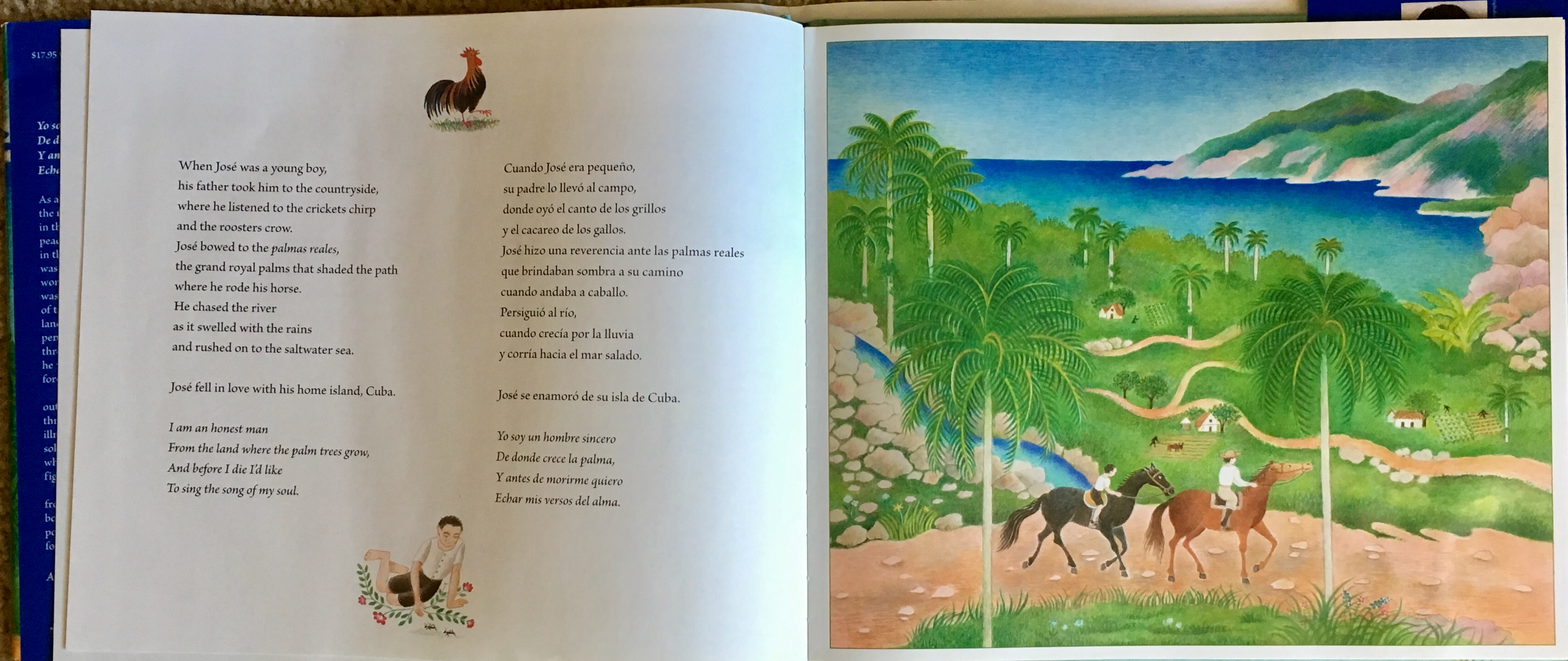 Cuba: Marti's Song for Freedom - Multicultural Children's